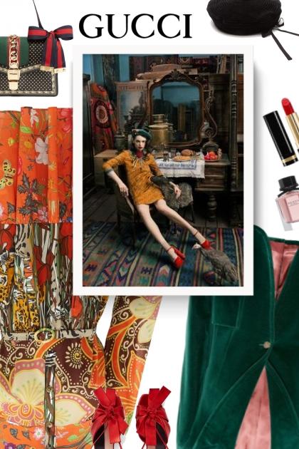 Gucci Geranium, Sheer Lipstick