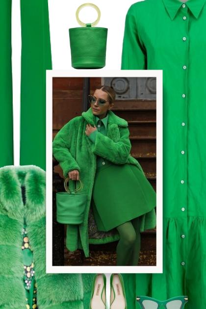 Simon Miller bag green