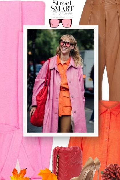 Gucci sunglasses in pink