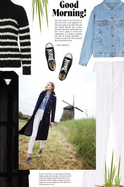 Loewe - Striped sweater