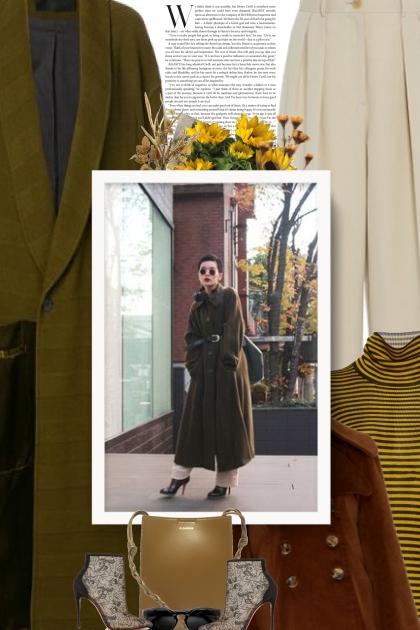 the row - fall style- Fashion set