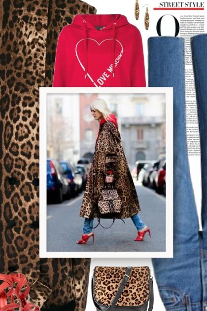 Gigi New York Leopard Bag