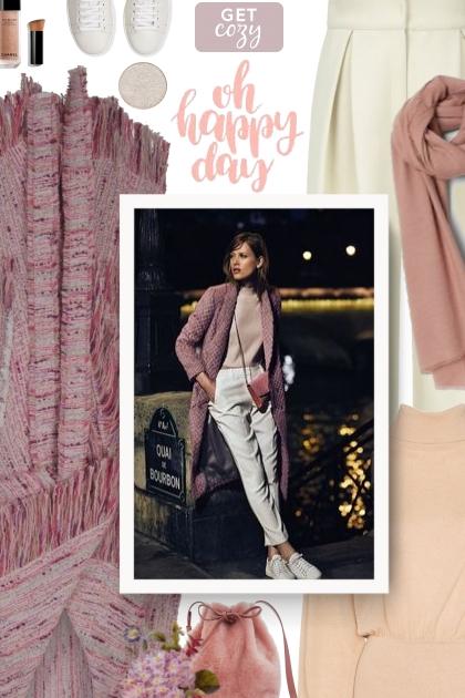 H&M scarf - get cozy