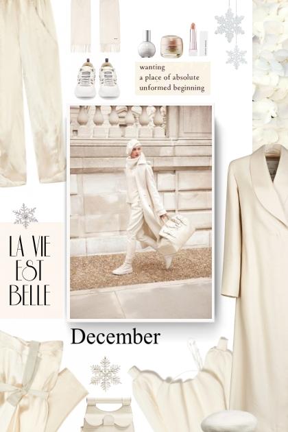 La vie est belle - december