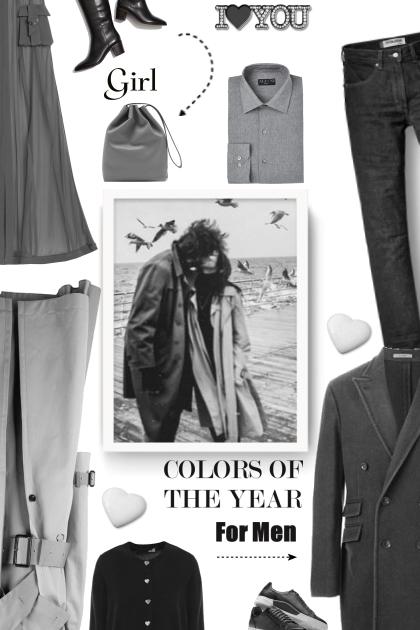 Men's Jacket - Fashion set