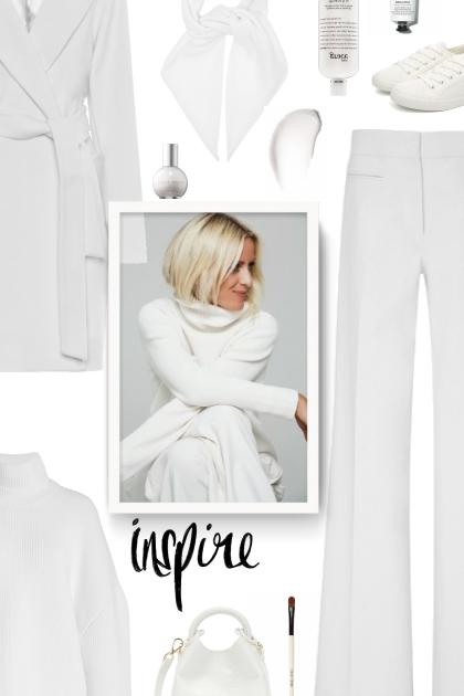 inspire - white