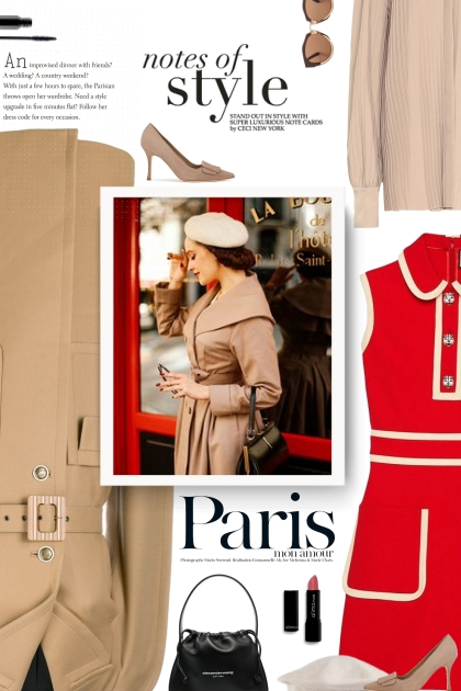 vintage style - French Beret