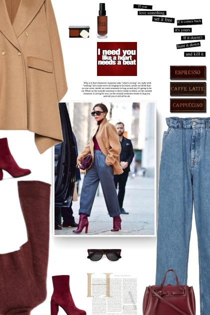 street style - LOEWE mini Lazo tote bag