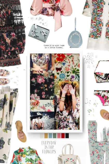 Floral style 2021