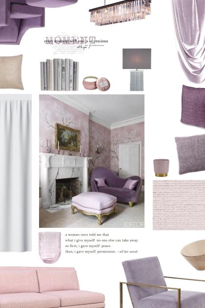 Living Room Furniture - Fashion set