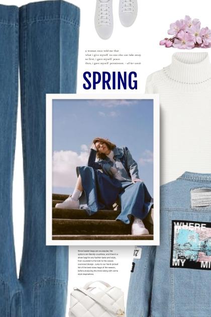 Karl Lagerfeld Embellished Wool jumper- Fashion set