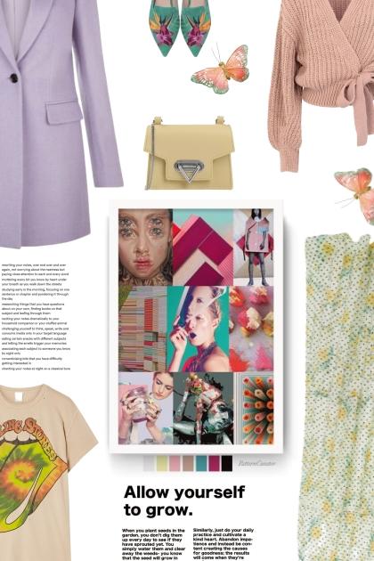 Butterfly 2021- Fashion set