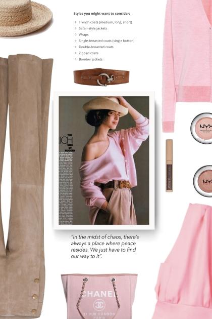 Dorothee Schumacher - combinação de moda