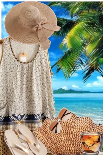 Beach Day Sundress