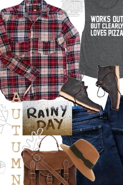 Flannel Shirt Kinda Day