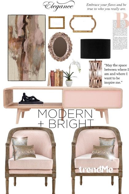 Modern -  Interior design