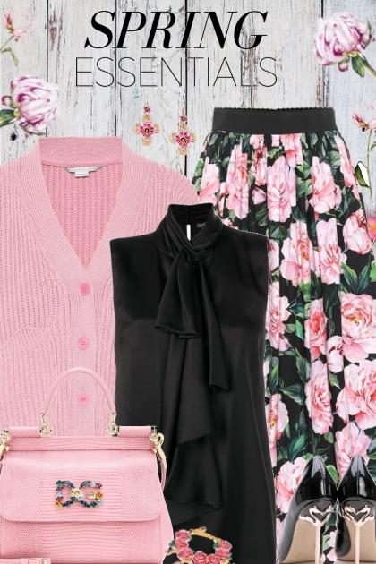 Dolce & Gabbana Pink Bag