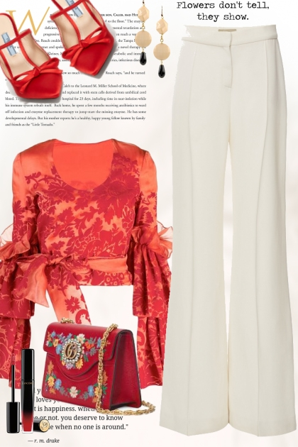 Coral and Cream