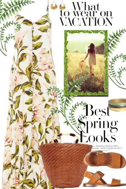 Spring Maxi