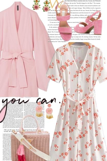 Spring Dress Pink