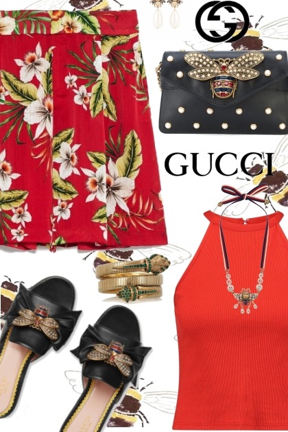 Gucci Bee Accessories
