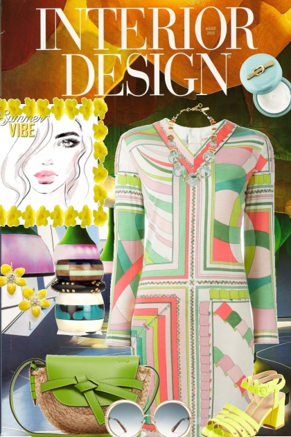 Pucci - Fashion set