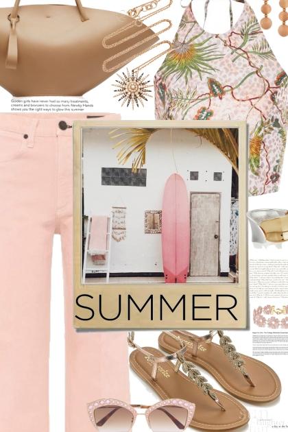 Summer Halter