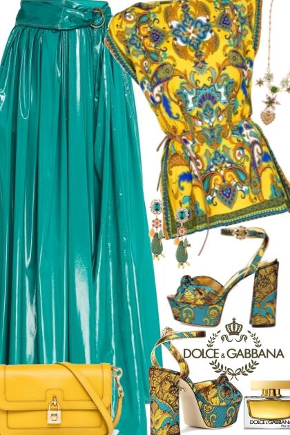 Dolce & Gabbana Platforms