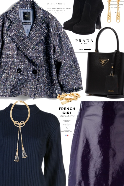 Prada and Purple