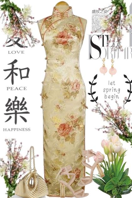 Silk Floral