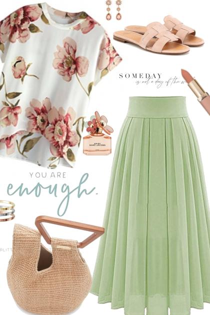 Let's Twirl Skirt