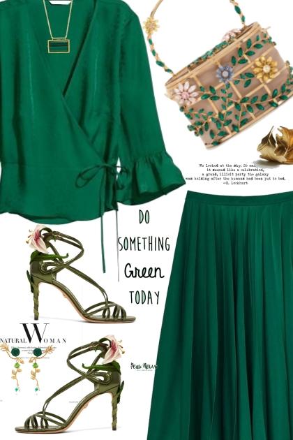 Green D&G Heels