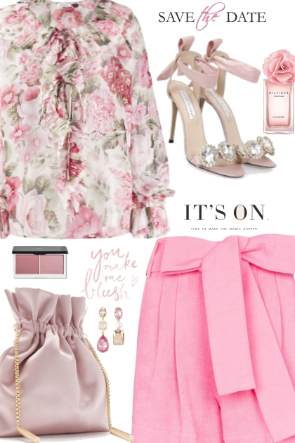 Oh So Pretty In Pink