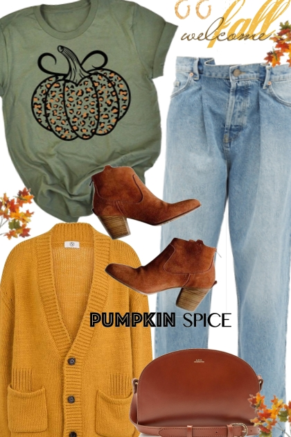 Fall Days- Fashion set