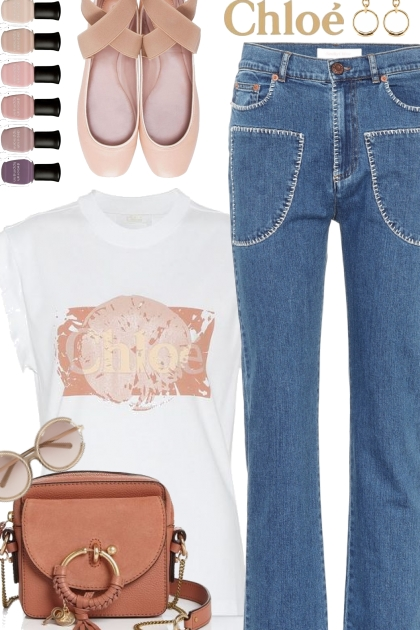Chloe' Jeans