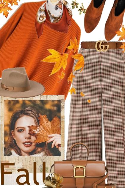 Falling Leaves - Fashion set