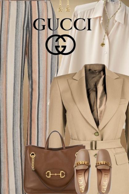 Gucci Pumps And Bag
