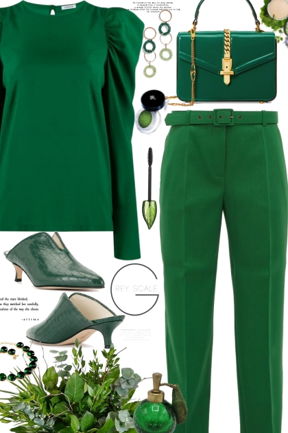 Gucci Green Bag