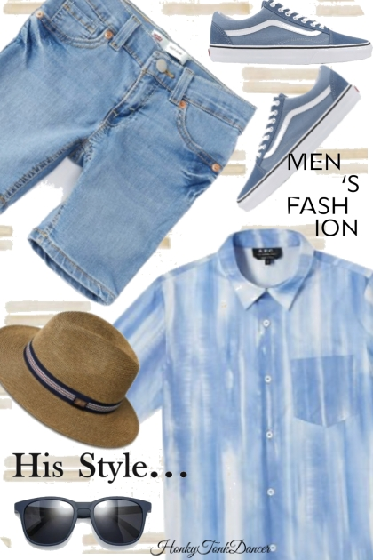 His Style- Blues