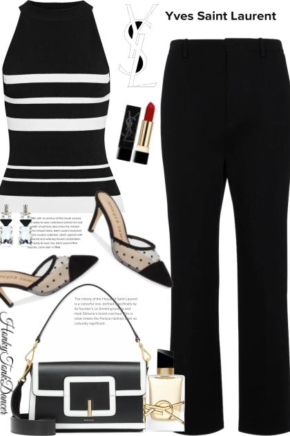 Saint Laurent Dress Pants