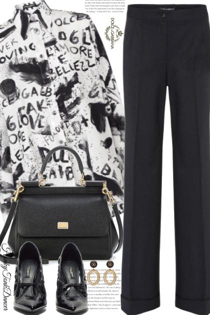 Dolce & Gabbana Black & White