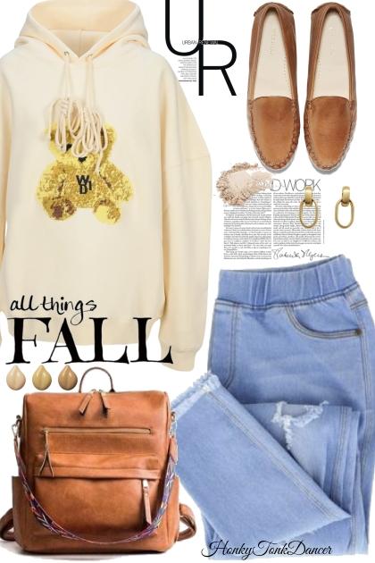 Fall Casual Hoodie