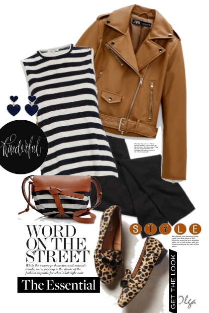 Casual outfit I