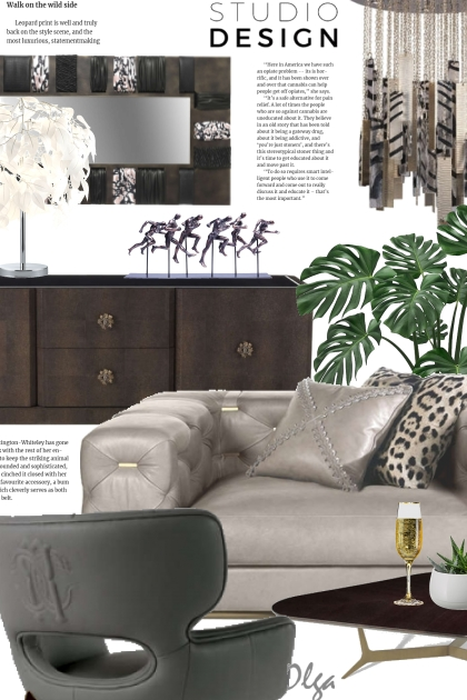 Roberto Cavalli home design