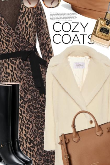 Cozy Max Mara coat