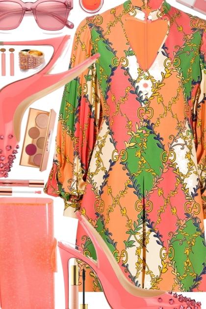 Gucci- Modna kombinacija