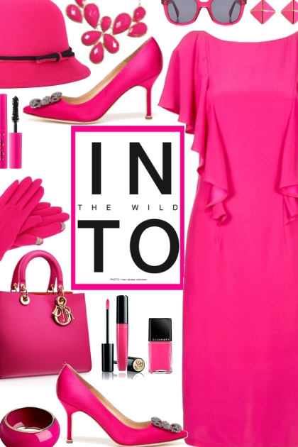 INTO Pink- Fashion set