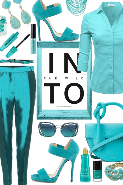 INTO Turquoise