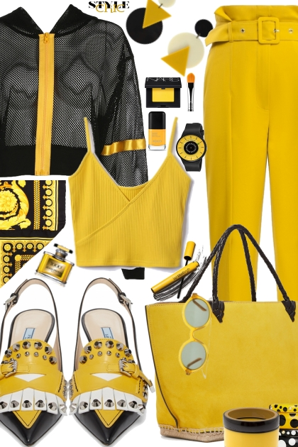 Style Chic Yellow