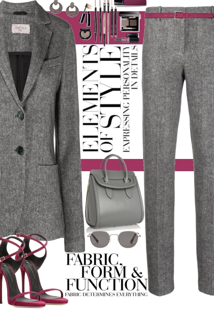 elements of style- Combinaciónde moda
